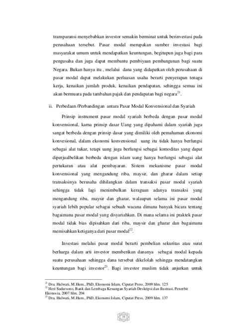 Paper Investasi dalam islam dan pasar modal syariah