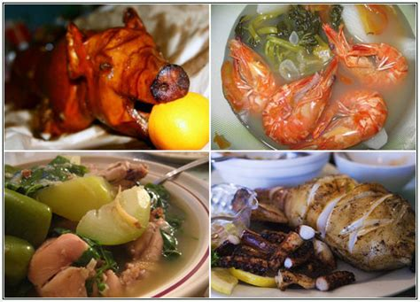 phil cuisine philippine cuisine pinoyspecialties