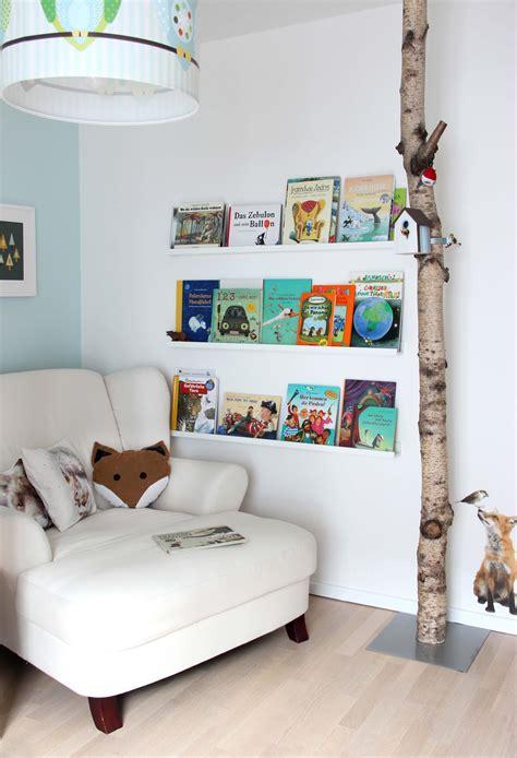 chilling kidsroom birch fox kek amsterdam