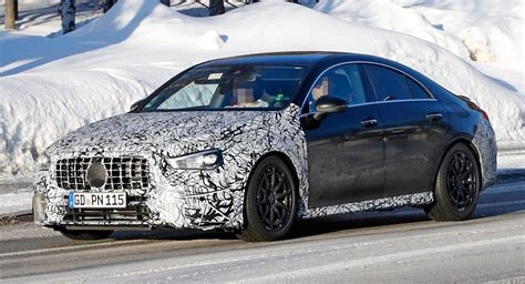 mercedes cla  amgs  baby saloon coming