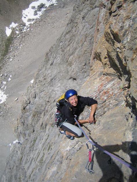 Rock Climbing Granit Chamonix Great Dolomites