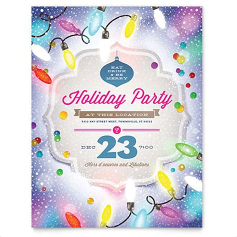 Toy Drive Flyer Template Word by Free Party Flyer Templates For Microsoft Word Fly With