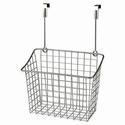 Door Basket Grid Spectrum Steel Organizers Bed