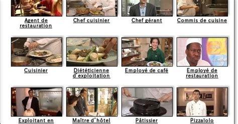 metier autour de la cuisine autour de la gastronomie découverte des métiers hôtel
