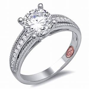 Designer engagement rings in san francisco demarco for San francisco wedding rings