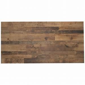 Panneau Bois Decoratif : panneau mural bois de grange magog panneaux muraux canac ~ Teatrodelosmanantiales.com Idées de Décoration