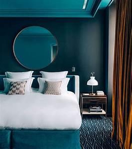 Vase Bleu Canard : chambre bleu canard toutes nos id es pour une d coration r ussie ~ Melissatoandfro.com Idées de Décoration