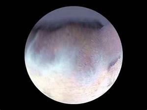 Rotating animation of Neptune's moon Triton - YouTube