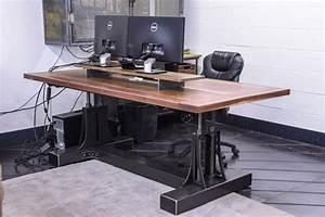 Post Industrial Desk Vintage Industrial Furniture