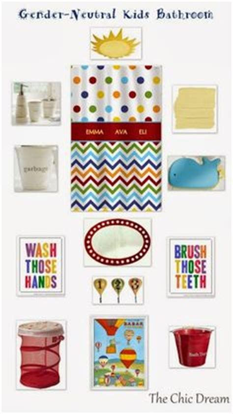 gender neutral bathroom house projects pinterest