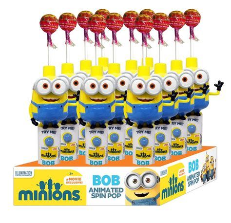 Minion Spin Pop   All Distributed Items   Distributed ...