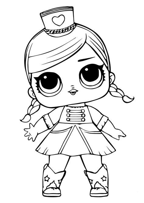 Lol doll coloring pages queen bee berbagi ilmu belajar bersama. 30 Free Printable Lol Surprise Doll Coloring Pages - Coloring Junction