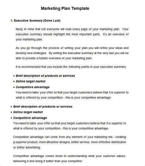 How To Create A Strategic Plan Template by Strategic Marketing Plan Template 10 Free Word Pdf