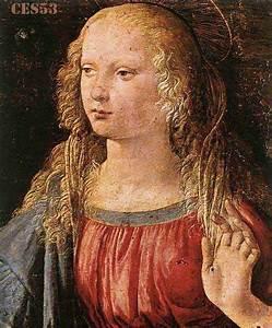 Leonardo da Vinci Annunciation | leonardo da vinci (1452 ...