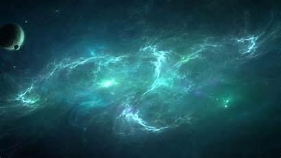 Nebula Imac Mac Galactic Wallpapers Inch