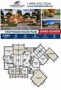 House, Plan, 5445-00459