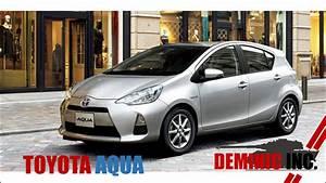 Toyota Aqua For Sale In Singapore