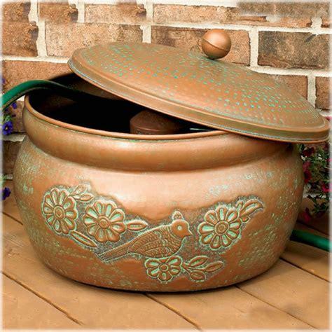 best garden hose pots best gardening hose pot best copper