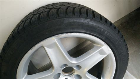 2004 Acura Tl Tire Size by Closed 2004 Acura Tl Oem Wheels W General Altimax Arctic