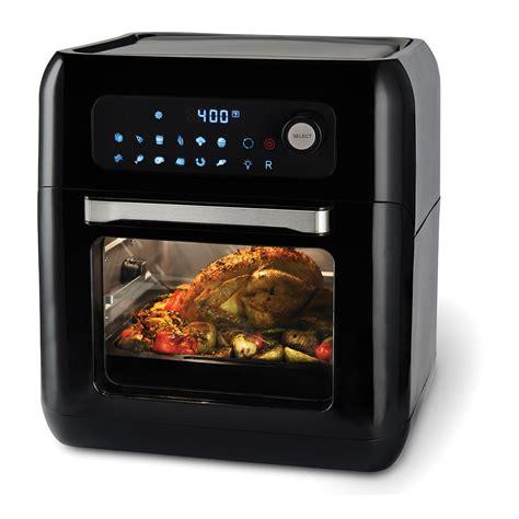 rapid heating mini oven hammacher schlemmer