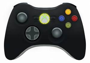 The gallery for --> Xbox 360 Controller Drawing