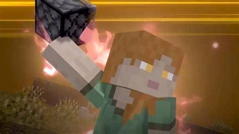 steve  alex de minecraft llegaran  super smash bros ultimate el  de octubre eurogameres