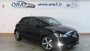 Audi A1 Sportback 1 6 Tdi 116 S Line Occasion à Lyon Neuville Sur Saône (rhône) ORA7