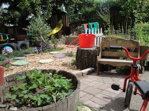 Let The Children Play Outdoor Play Space Inspiration From