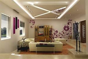 Wohnzimmer Beleuchtung Led : 40 beispiele f r gelungene deckenverkleidung led beleuchtung wohnzimmer beleuchtung ~ Frokenaadalensverden.com Haus und Dekorationen