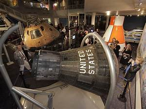 All Four Space Capsules United in New Exhibit | NASA