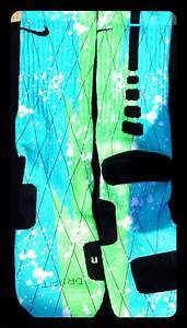 KD preheat custom Nike Elite Socks, $36.99 | Authentic ...