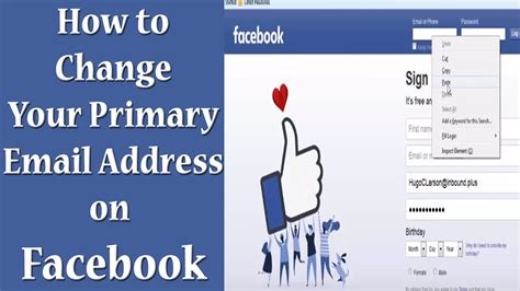 Facebook Number Id Change | How to Change your Login Email ...