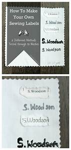 best 25 sewing labels ideas on pinterest diy clothes With how to make your own clothing labels