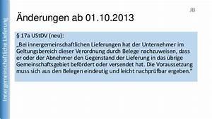 Rechnung Innergemeinschaftlicher Erwerb : buch und belegnachweis bei innergemeinschaftlichen lieferungen ab 01 ~ Themetempest.com Abrechnung
