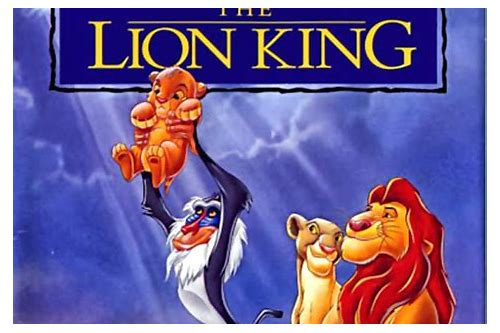the lion king free download in hindi