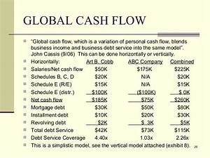 rma socl cash flow analysis blaine morrison With global cash flow analysis template