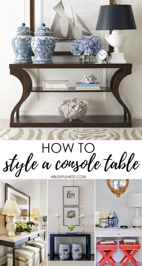 style  console table   pro    designer