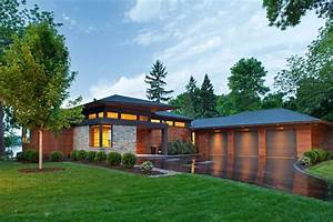 Modern roof overhang exterior contemporary with hip roof