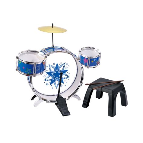 metal drum set toys children genuine 260 | prod 1639277512