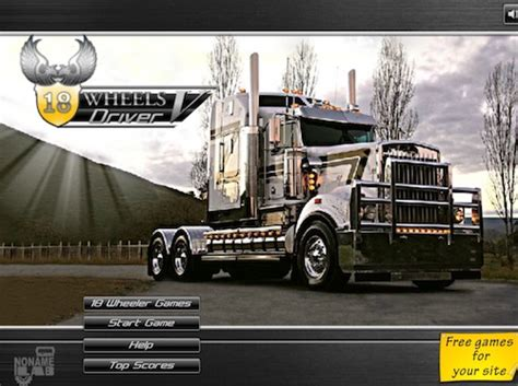 Truck Driving Games Unblocked