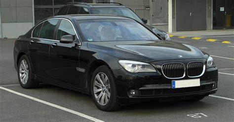 File:BMW 7er (F02) – Frontansicht, 16. April 2011 ...