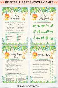 baby mad libs safari jungle baby shower let 39 s baby shower
