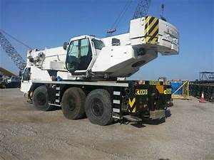 Used Terex Ac 55 L All Terrain Cranes Year  2005 For Sale