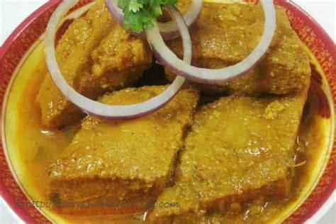 dhoka gravy recipe