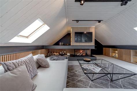 attic living comfortable and cozy 30 attic apartment inspirations