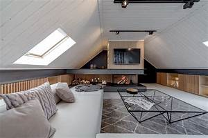 Comfortable, And, Cozy, 30, Attic, Apartment, Inspirations