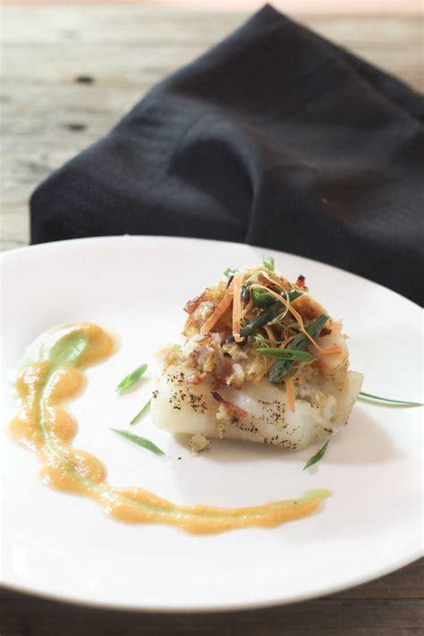 grouper stuffed lobster horseradish bacon recipe hope enjoy perfect binkysculinarycarnival