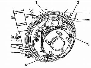 Rear Brake Diagram