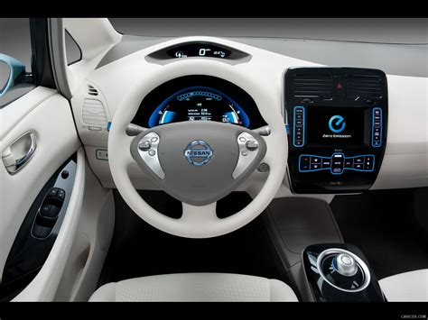 nissan leaf interior dashboard wallpaper