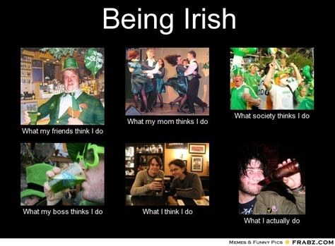 Funny Irish Memes - irish luck memes